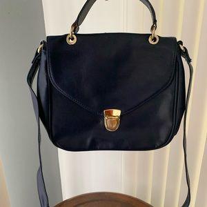 🔥3/$25 Navy Blue Crossbody Old Navy Bag NWT